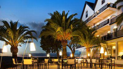 Resturang Hotel Catalonia Reina Victoria