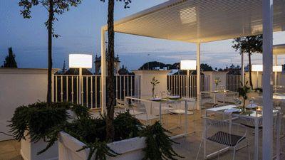Resturang Hotel Fernando lll Sevilla