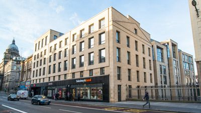 Ibis Edinburgh Centre South Bridge – Royal Mile Hotel