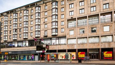 Mercure Edinburgh City Princes Street Hotel, Edinburgh