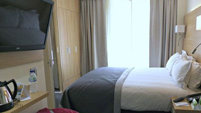 Hotellrum Hotel Kensington Close London