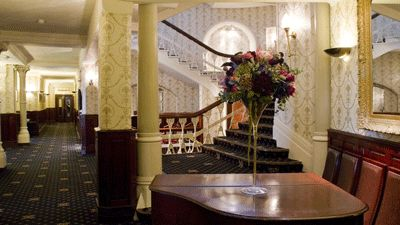 Lobby Hotel The Duke Of Cornwall