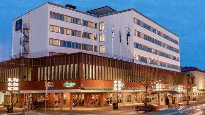 First Hotel, Borlänge