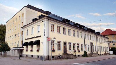 Utsida Clarion Collection Hotel Bergmästaren