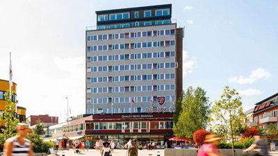 Quality Hotel Bodensia, Boden