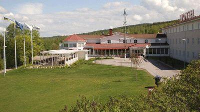 Utsida Best Western Hotell Lerdalshöjden