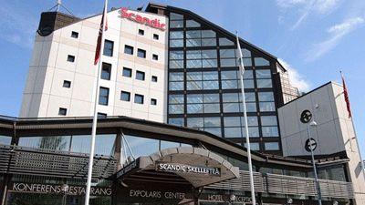 Entré Hotel Scandic Skellefteå