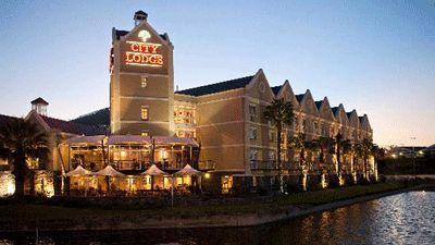 Utsida Hotel City Lodge Victoria And Alfred Waterfront