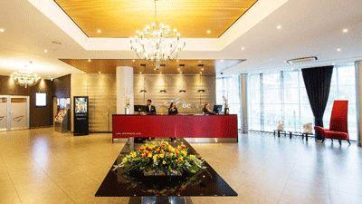 Reception Hotel Abba Berlin