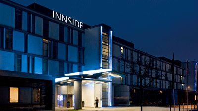 Entré Hotel Innside by Melia Bremen