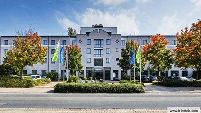 Utsida H+Hotel Hannover