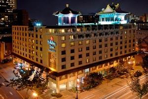 Holiday Inn Centre-Ville Downtown, Montréal