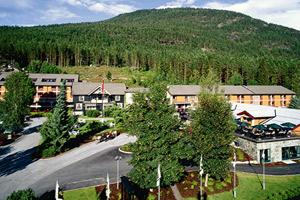 Quality Straand Hotel & Resort, Vrådal