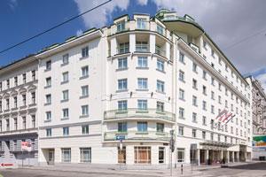 Hotel Ananas, Wien