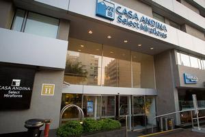 Casa Andina Select Miraflores, Lima