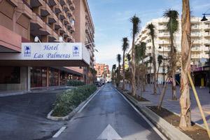 Hotel Las Palmeras, Fuengirola