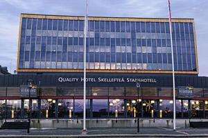 Quality Hotel Skellefteå Stadshotell, Skellefteå