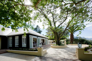 The Devon Valley Hotel, Stellenbosch