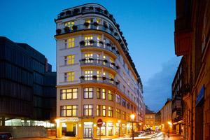 Astoria Hotel, Prag