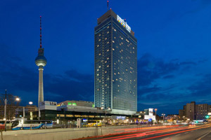 Park Inn by Radisson Hotel Berlin Alexanderplatz
