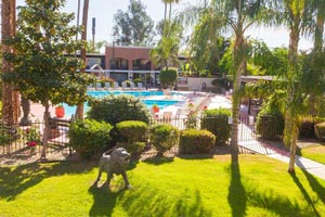 Hotel Rosedale, Bakersfield