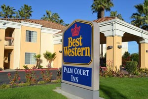 BW Palm Court Inn, Modesto