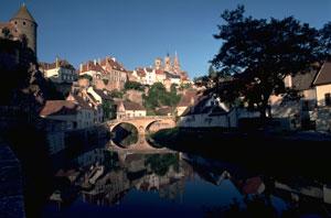 Alsace, Bourgogne & Chablis