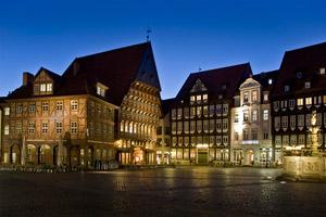 Nyår i Hildesheim