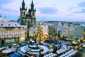 Prag i advent
